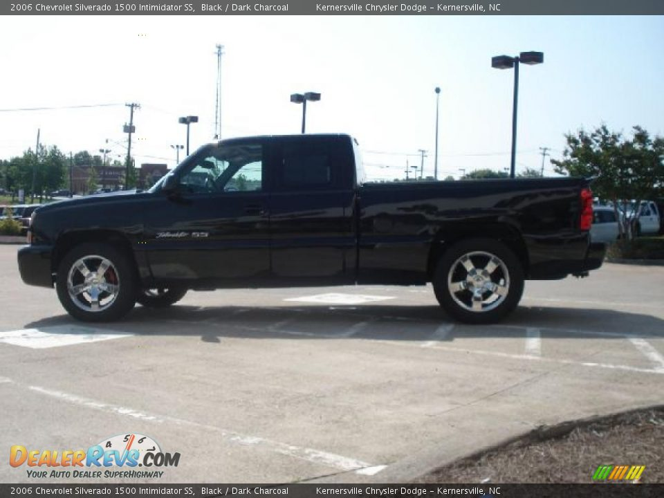 2006 silverado intimidator ss for sale
