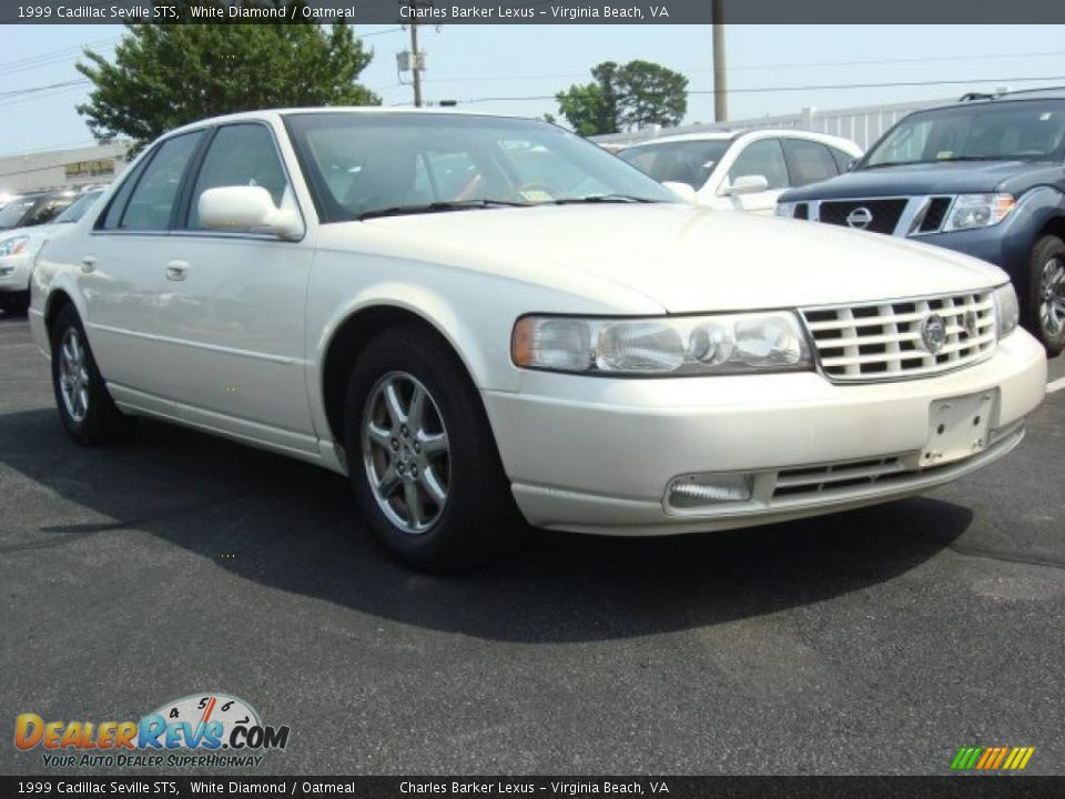 1999 cadillac seville sts white diamond oatmeal photo 1. Cars Review. Best American Auto & Cars Review