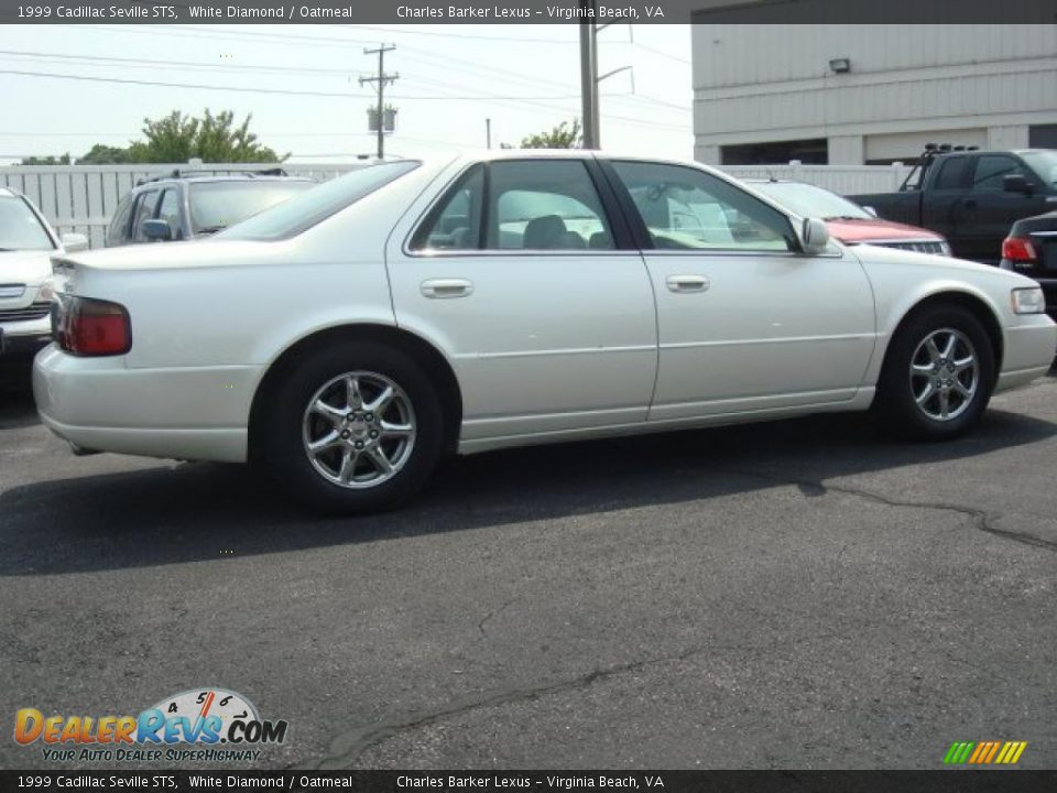 1999 cadillac seville sts white diamond oatmeal photo 3. Cars Review. Best American Auto & Cars Review