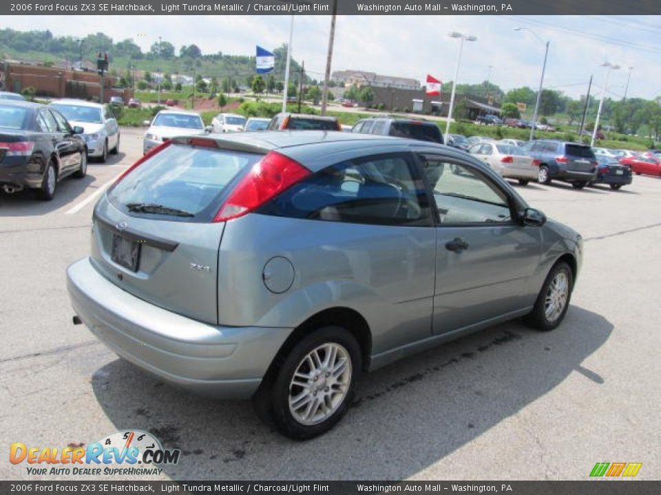 2006 ford focus zx3 se hatchback light tundra metallic. Black Bedroom Furniture Sets. Home Design Ideas