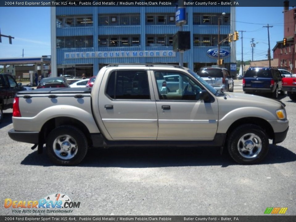 2004 ford explorer sport trac xls 4x4 pueblo gold metallic medium. Cars Review. Best American Auto & Cars Review