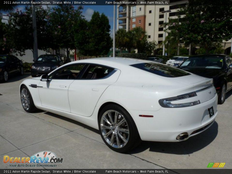 stratus white 2011 aston martin rapide sedan photo 4. Black Bedroom Furniture Sets. Home Design Ideas