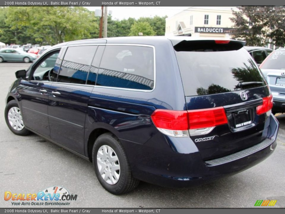 2008 honda odyssey reviews specs and prices autos post. Black Bedroom Furniture Sets. Home Design Ideas