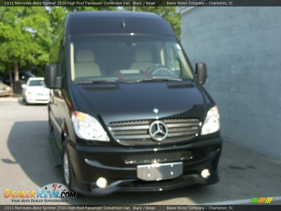 2011 mercedes benz sprinter 2500 high roof passenger for 2011 mercedes benz sprinter 2500