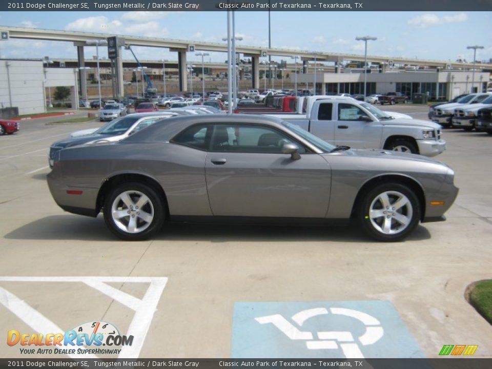 2011 dodge challenger se tungsten metallic dark slate gray photo 6 dealerrevs com