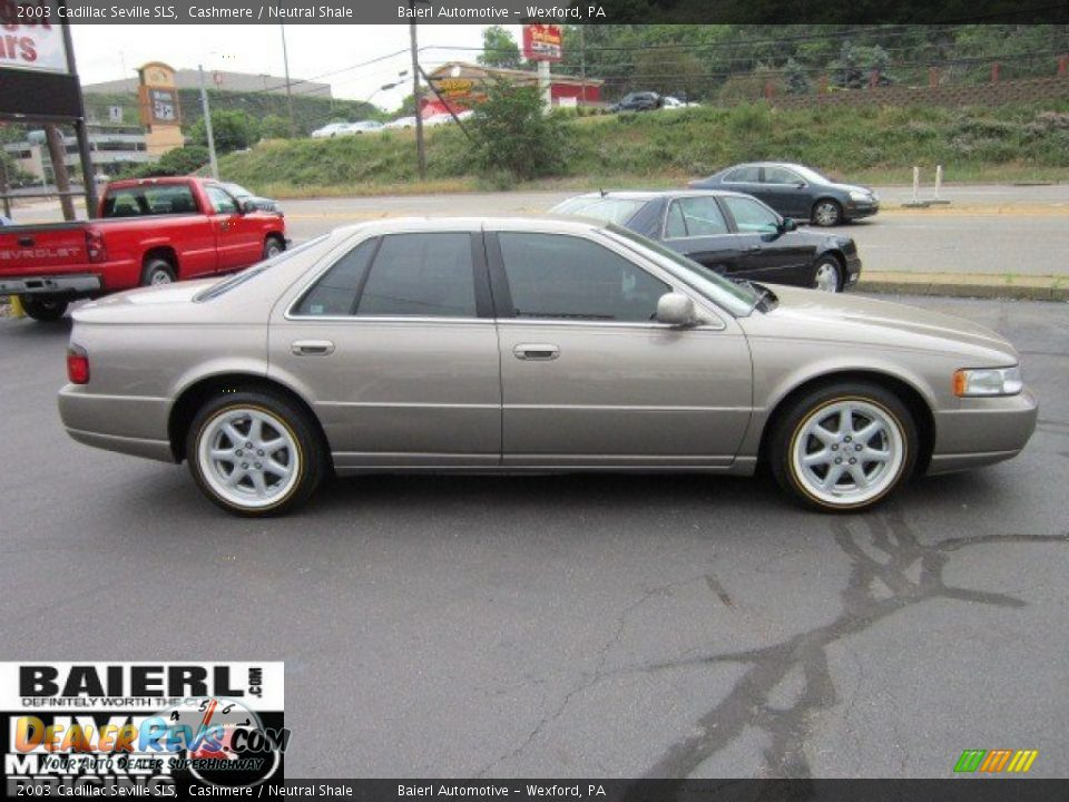 2003 Cadillac Seville Sls Cashmere Neutral Shale Photo
