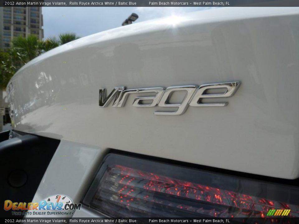 2012 Aston Martin Virage Volante Logo Photo #18