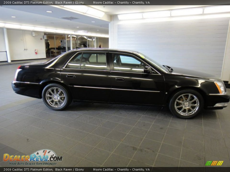Black Raven 2009 Cadillac Dts Platinum Edition Photo 8