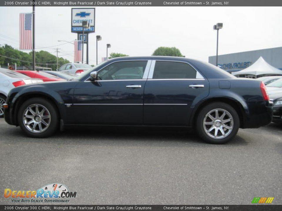 2006 Chrysler 300 C Hemi Midnight Blue Pearlcoat Dark