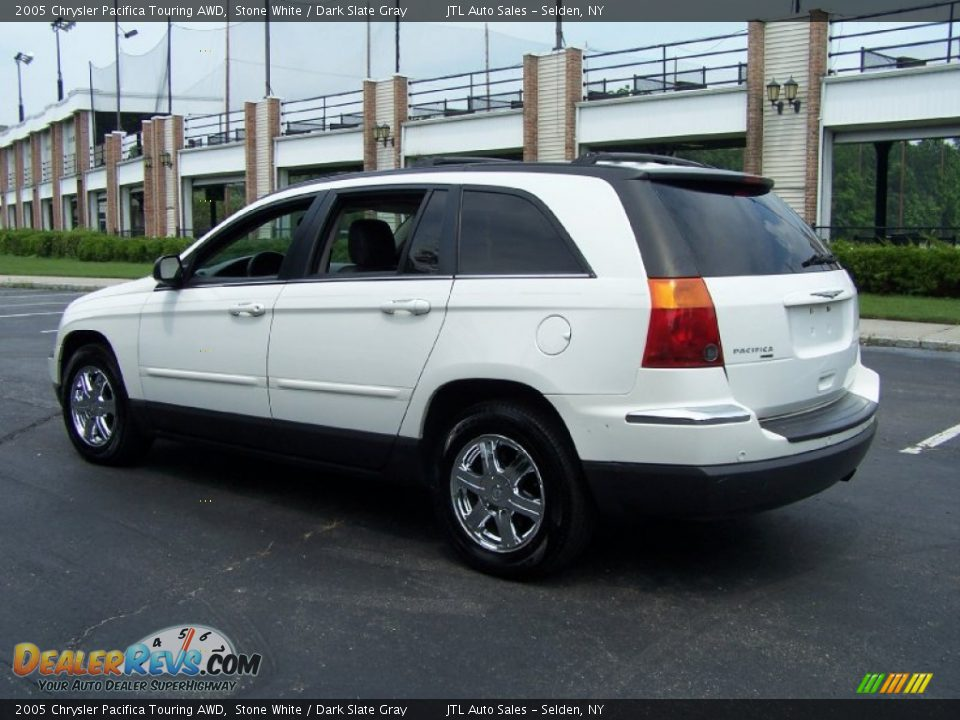 stone white 2005 chrysler pacifica touring awd photo 4 dealerrevs. Cars Review. Best American Auto & Cars Review