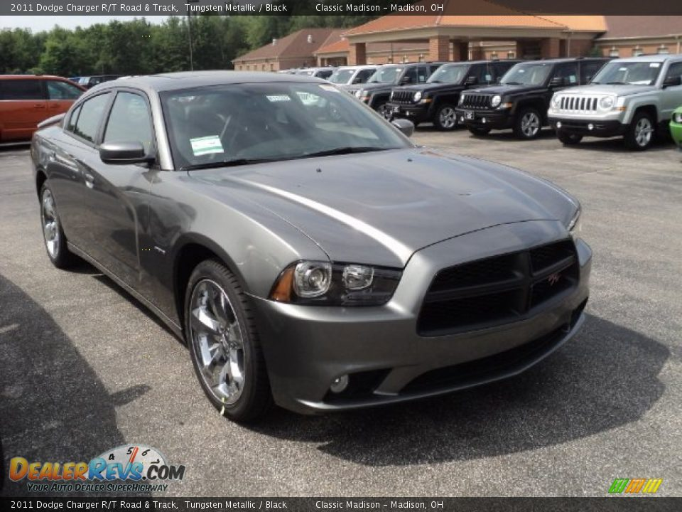2011 dodge charger r t road track tungsten metallic black photo 3. Cars Review. Best American Auto & Cars Review