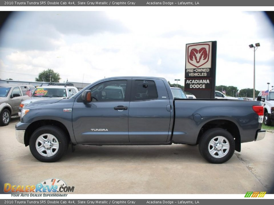 2010 toyota tundra sr5 double cab 4x4 slate gray metallic. Black Bedroom Furniture Sets. Home Design Ideas