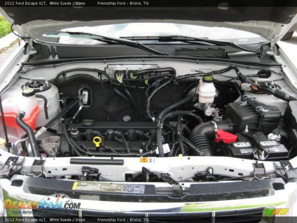 2012 ford escape xlt 2 5 liter dohc 16 valve duratec 4 cylinder engine photo 10. Black Bedroom Furniture Sets. Home Design Ideas