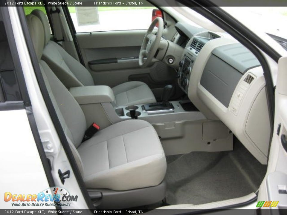 stone interior 2012 ford escape xlt photo 18. Black Bedroom Furniture Sets. Home Design Ideas