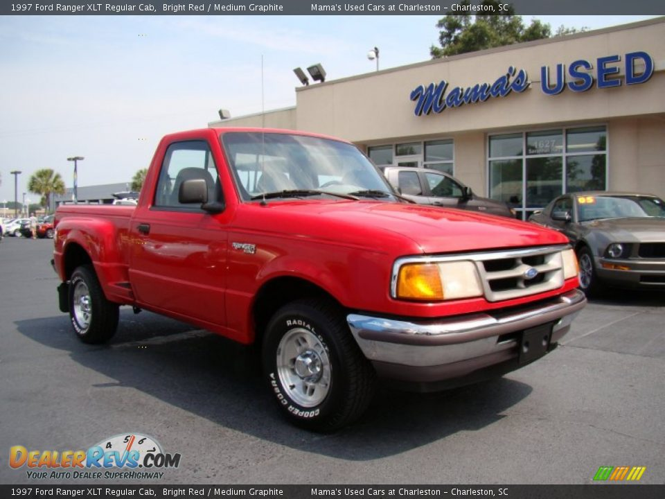 1997 ford ranger red 200 interior and exterior images. Black Bedroom Furniture Sets. Home Design Ideas