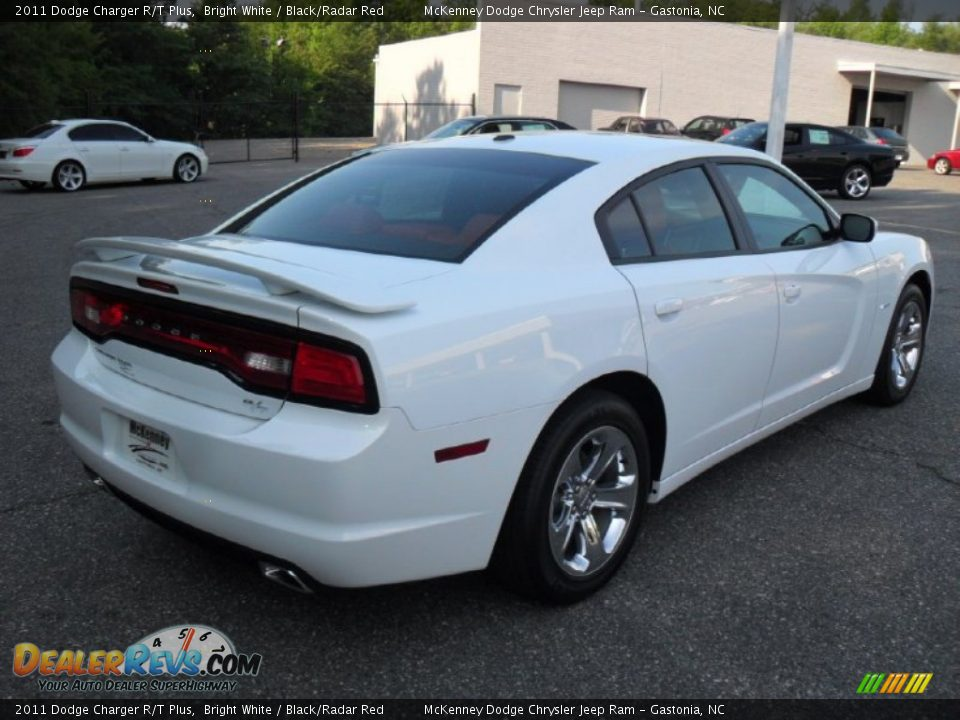 2011 dodge charger r t plus bright white black radar red photo 4 dealerr. Cars Review. Best American Auto & Cars Review