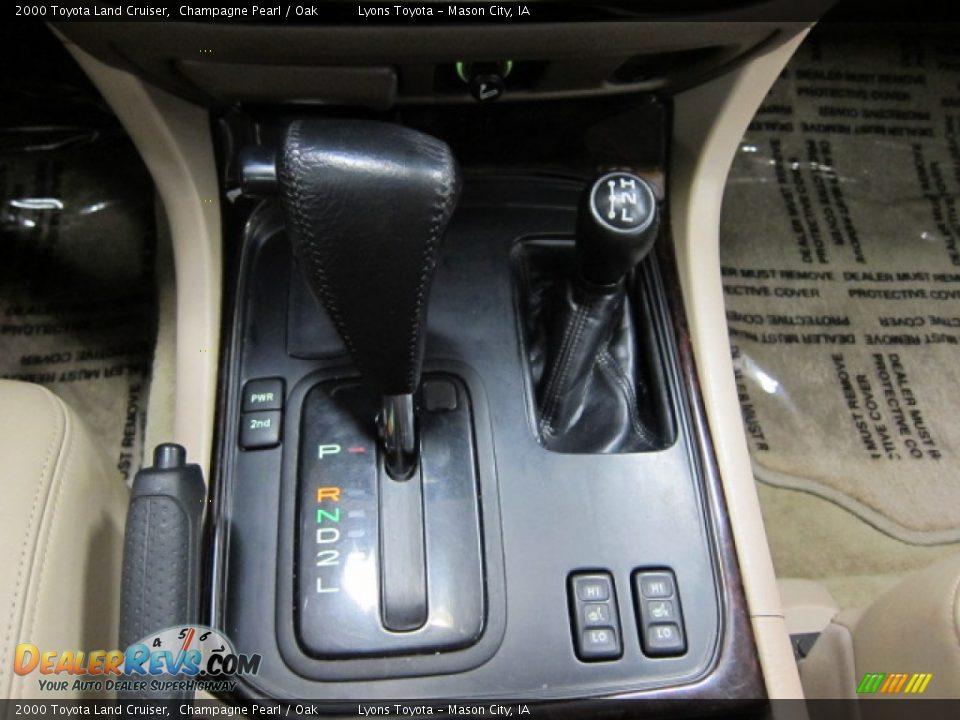 2000 Toyota Land Cruiser Shifter Photo 5 Dealerrevs Com