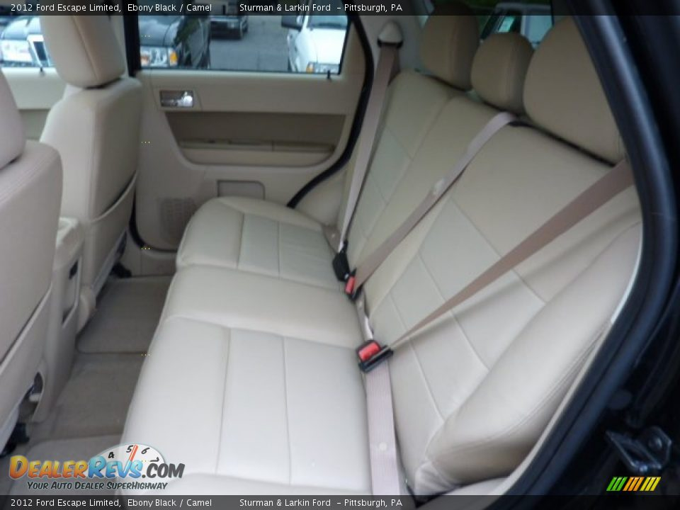 camel interior 2012 ford escape limited photo 9. Black Bedroom Furniture Sets. Home Design Ideas