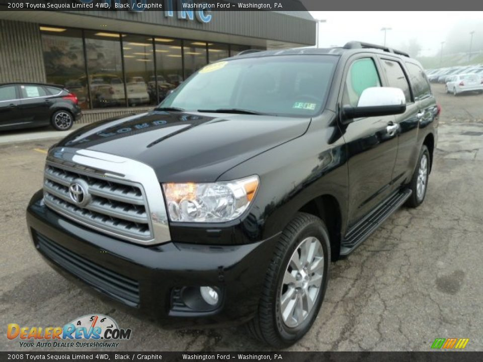 toyota sequoia yahoo autos new car pictures prices and. Black Bedroom Furniture Sets. Home Design Ideas