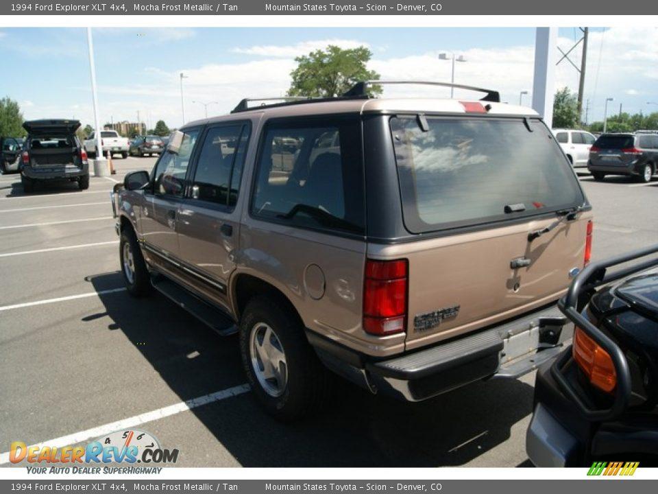 1994 Ford Explorer Xlt 4x4 Mocha Frost Metallic Tan