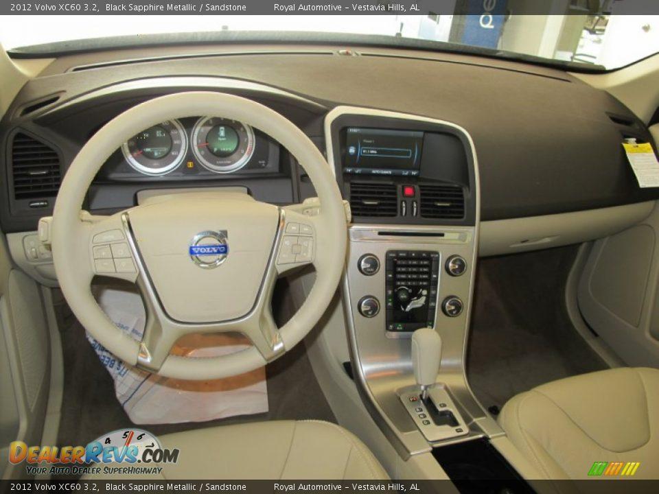 Sandstone Interior 2012 Volvo Xc60 3 2 Photo 12