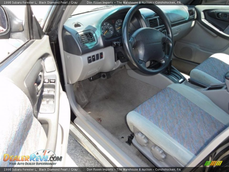 Dodge durango r t interior further gray interior 1998 for Begnal motors used cars