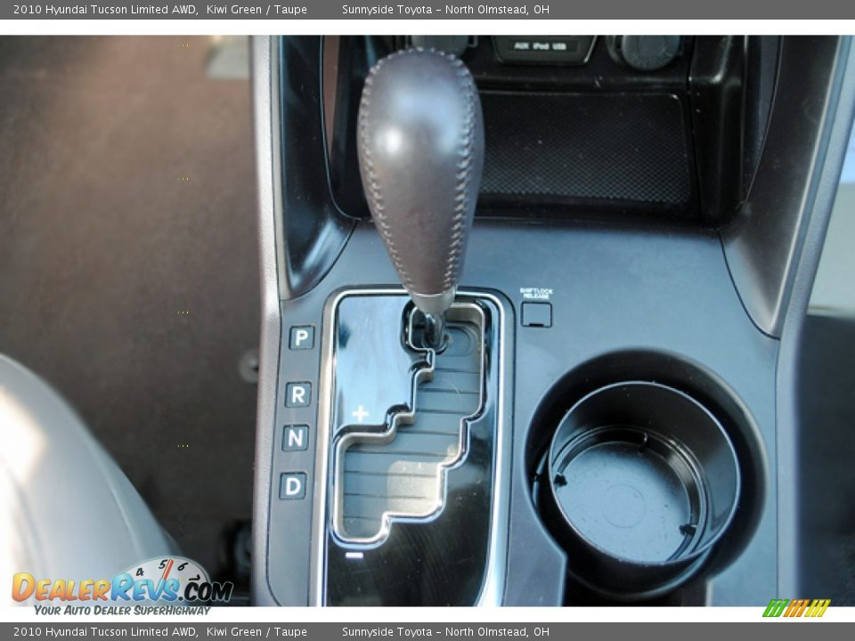 2010 Hyundai Tucson Limited Awd Shifter Photo 18