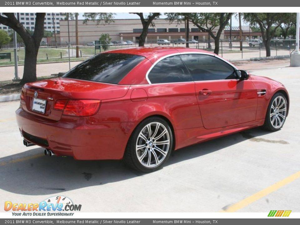 2011 bmw m3 convertible melbourne red metallic silver. Black Bedroom Furniture Sets. Home Design Ideas