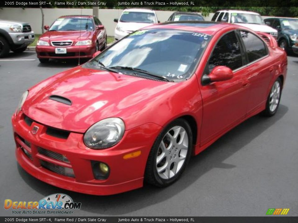 flame red 2005 dodge neon srt 4 photo 5. Black Bedroom Furniture Sets. Home Design Ideas