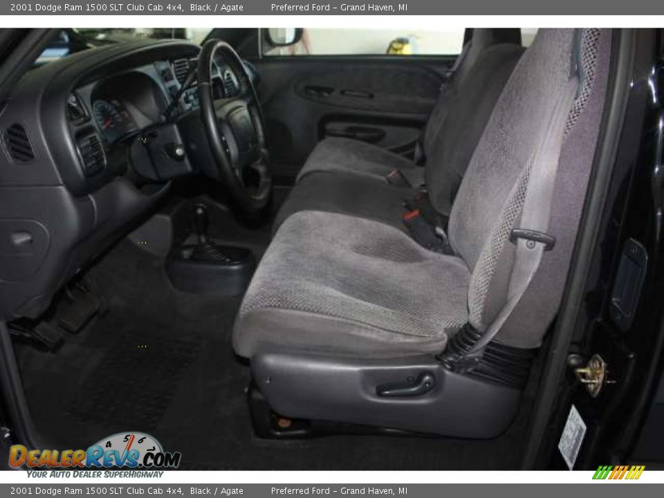 agate interior 2001 dodge ram 1500 slt club cab 4x4. Black Bedroom Furniture Sets. Home Design Ideas