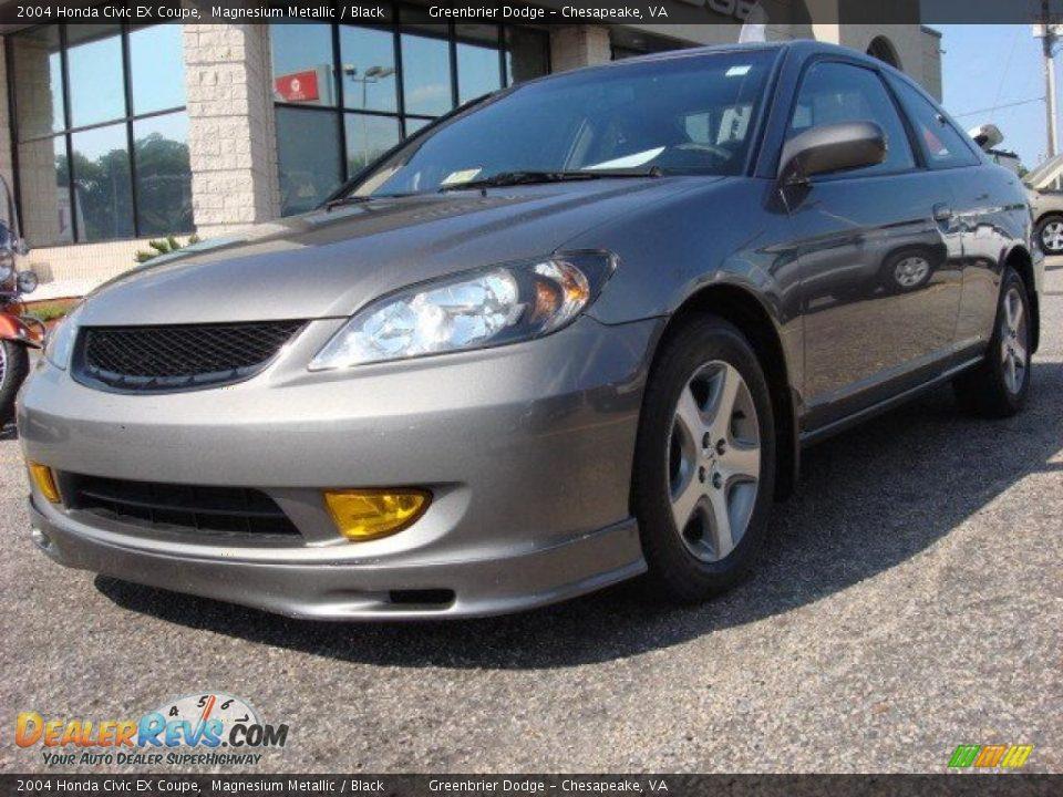 2004 Honda Civic Pictures Car Interior Design