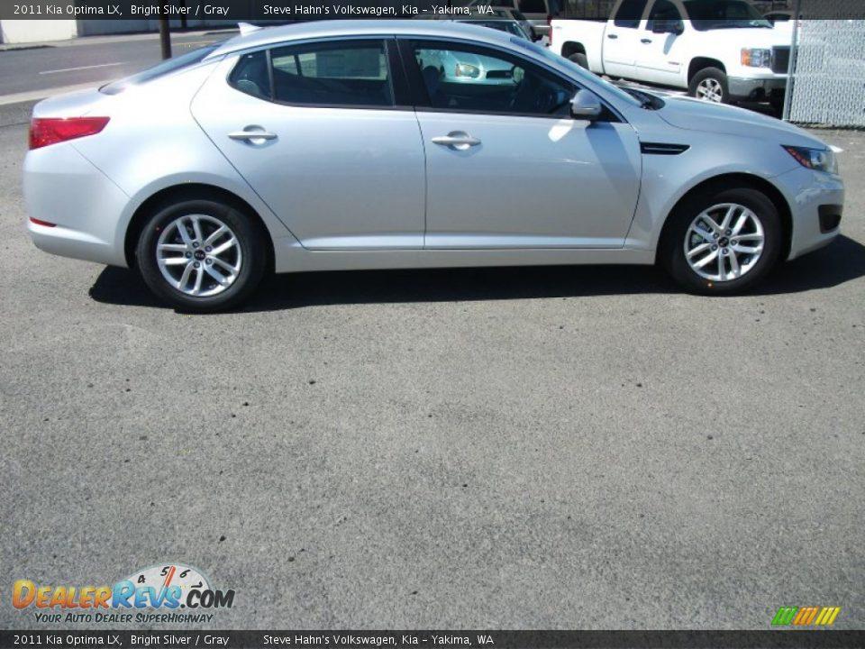 2011 kia optima lx bright silver gray photo 5 dealerrevs com