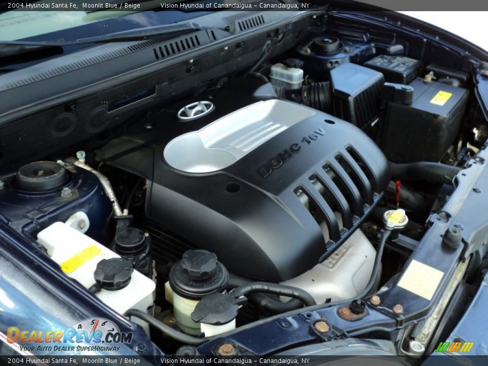 The Best Hyundai Santa Fe 2004 Engine
