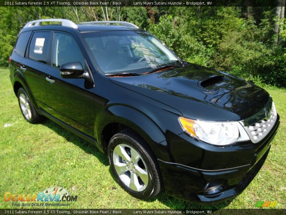 front 3 4 view of 2011 subaru forester 2 5 xt touring photo 1. Black Bedroom Furniture Sets. Home Design Ideas
