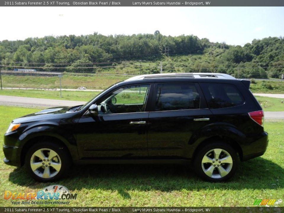 2011 Subaru Forester 2 5 Xt Touring Obsidian Black Pearl