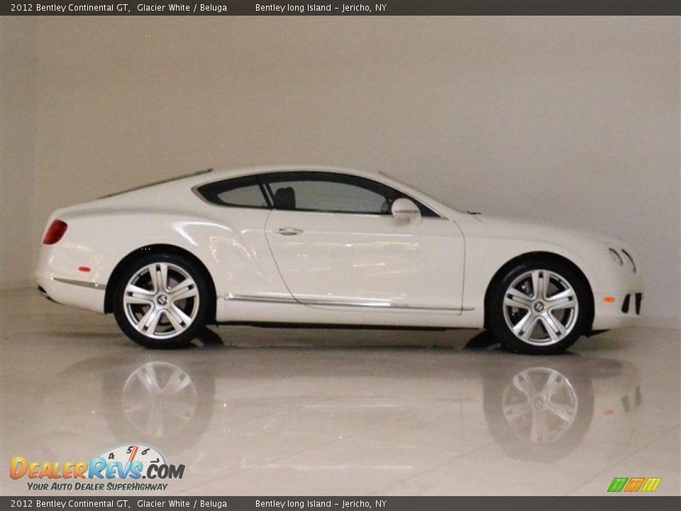 Glacier White 2012 Bentley Continental Gt Photo 8
