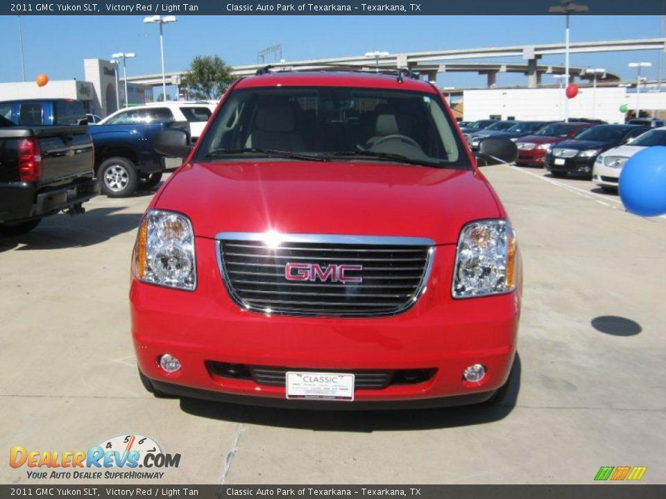 Buick Dealership Corpus Christi >> Victory Red Yukon | Autos Post