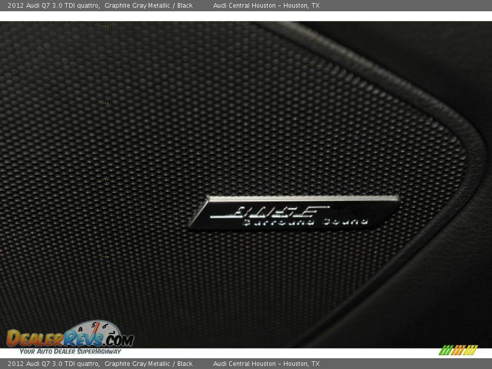 audio system of 2012 audi q7 3 0 tdi quattro photo 15. Black Bedroom Furniture Sets. Home Design Ideas