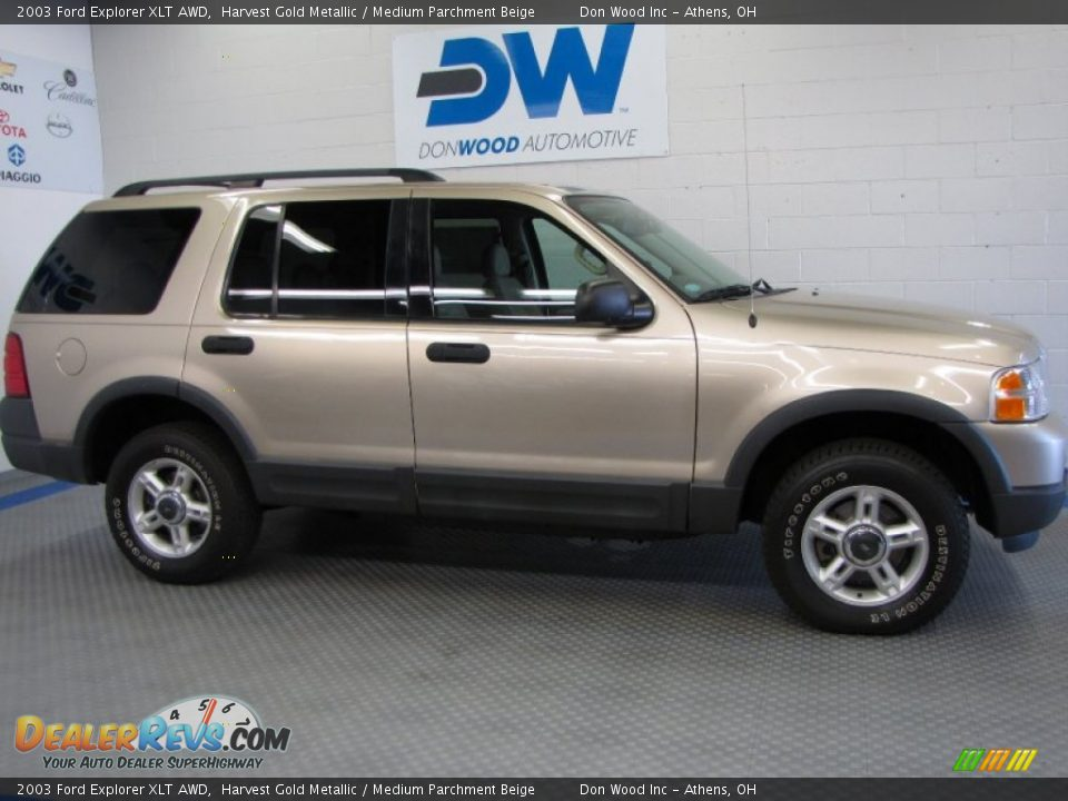 2003 ford explorer xlt awd harvest gold metallic medium. Cars Review. Best American Auto & Cars Review