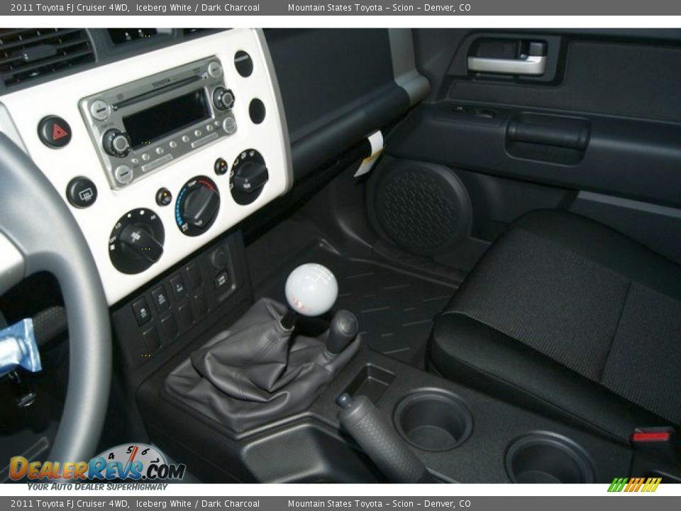 2011 Toyota Fj Cruiser 4wd Shifter Photo 7 Dealerrevs Com