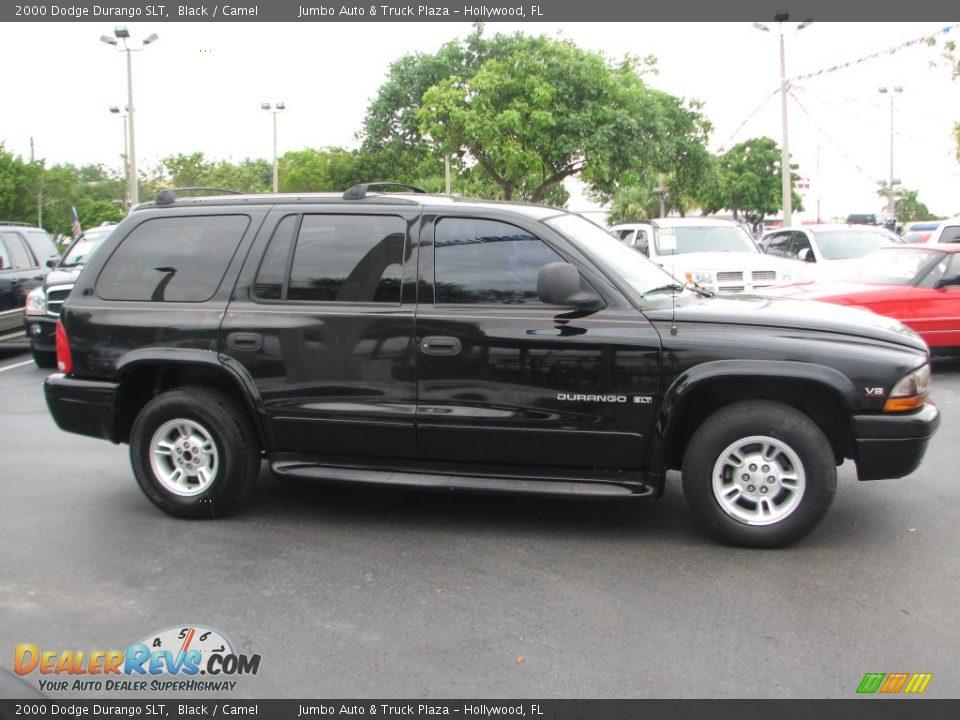 2000 Dodge Durango Slt Black Camel Photo 8 Dealerrevs Com
