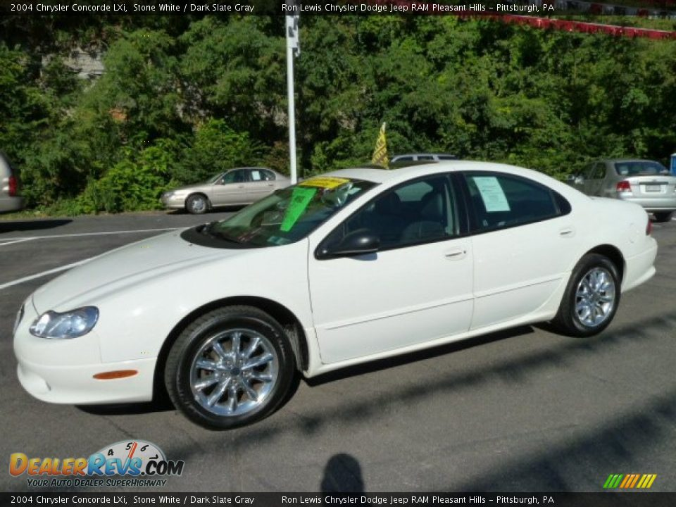 stone white 2004 chrysler concorde lxi photo 1. Cars Review. Best American Auto & Cars Review