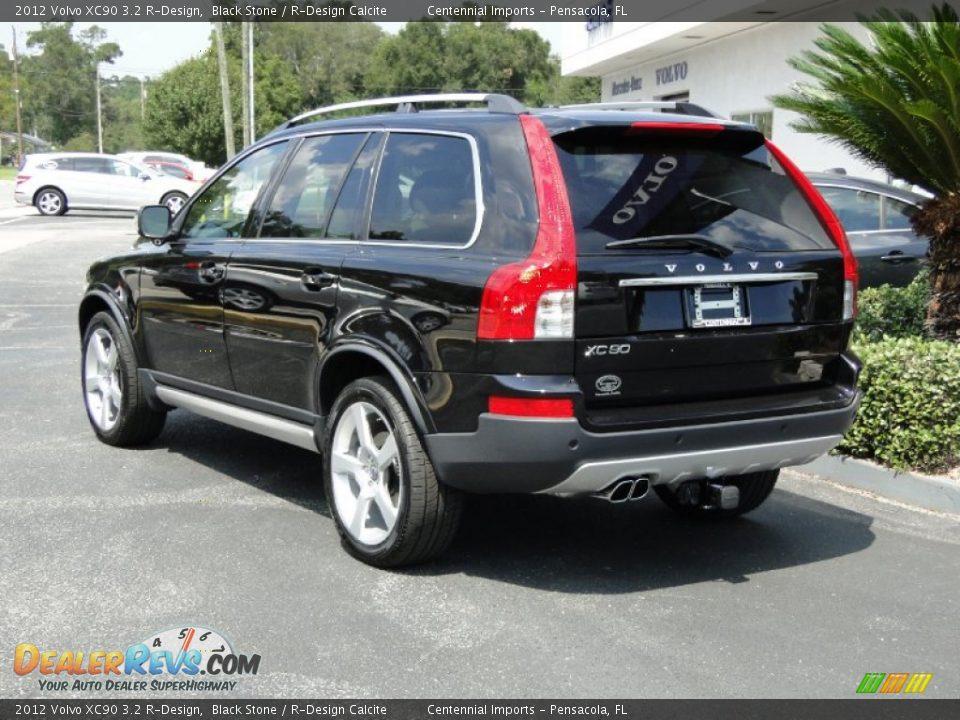 2012 Volvo Xc90 3 2 R Design Black Stone R Design