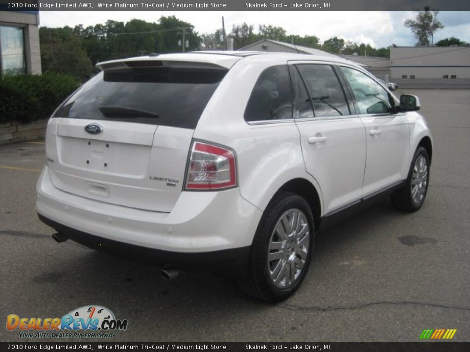 Ford edge 2010 awd limited