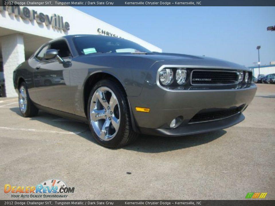 2012 dodge challenger sxt tungsten metallic dark slate gray photo 7 dealerrevs com