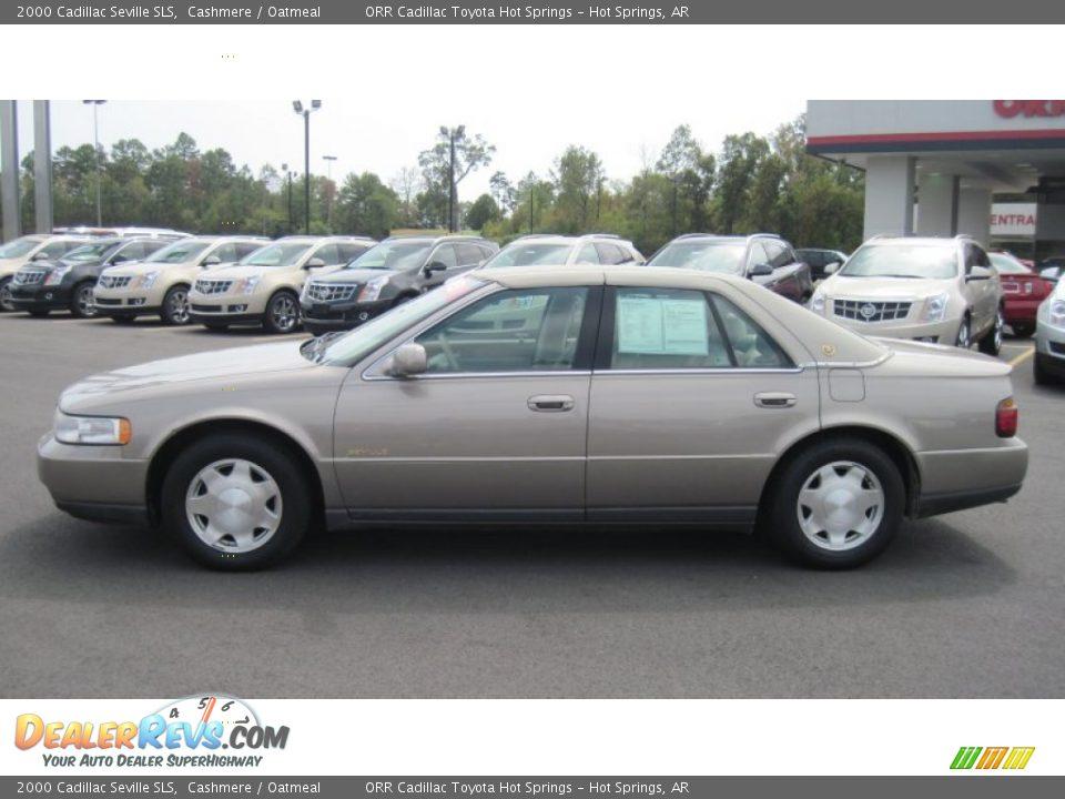 2000 Cadillac Seville Sls Cashmere Oatmeal Photo 2