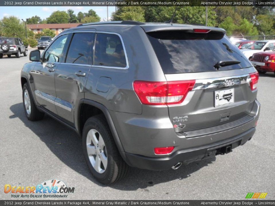 2012 jeep grand cherokee laredo x package 4x4 mineral gray metallic. Cars Review. Best American Auto & Cars Review