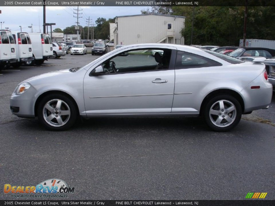 2005 chevrolet cobalt ls coupe ultra silver metallic. Black Bedroom Furniture Sets. Home Design Ideas