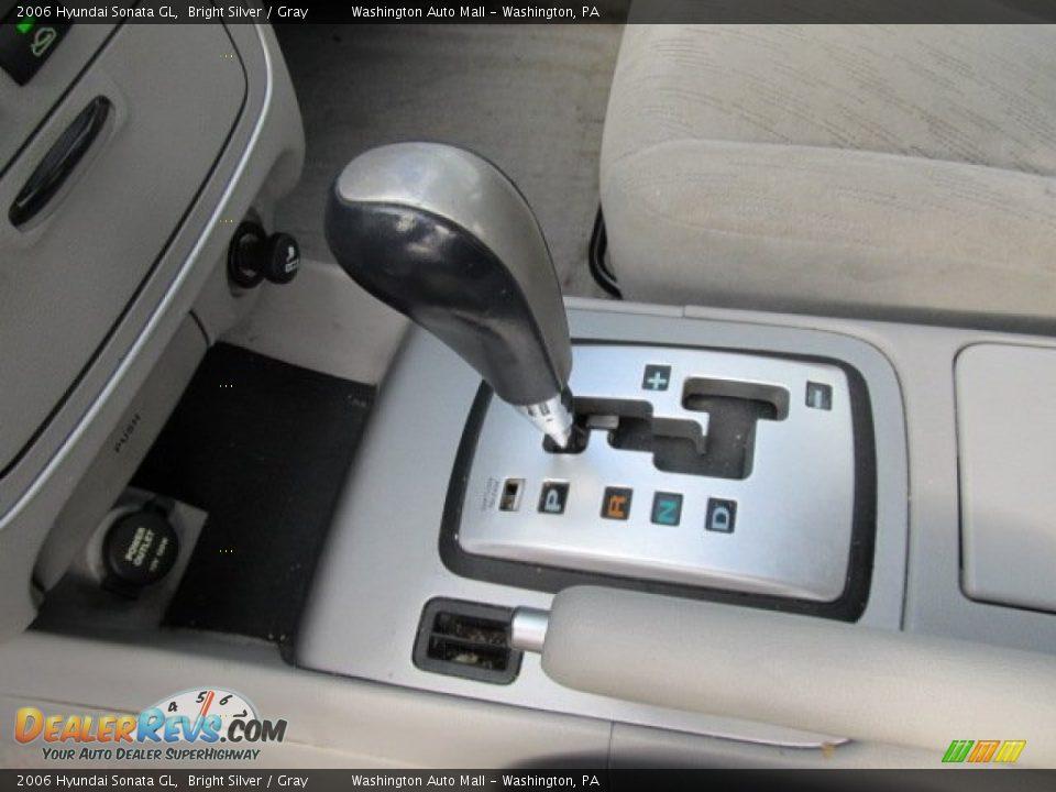 2006 Hyundai Sonata Gl Shifter Photo 14 Dealerrevs Com