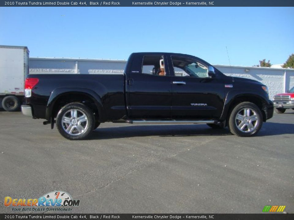 black 2010 toyota tundra limited double cab 4x4 photo 2. Black Bedroom Furniture Sets. Home Design Ideas